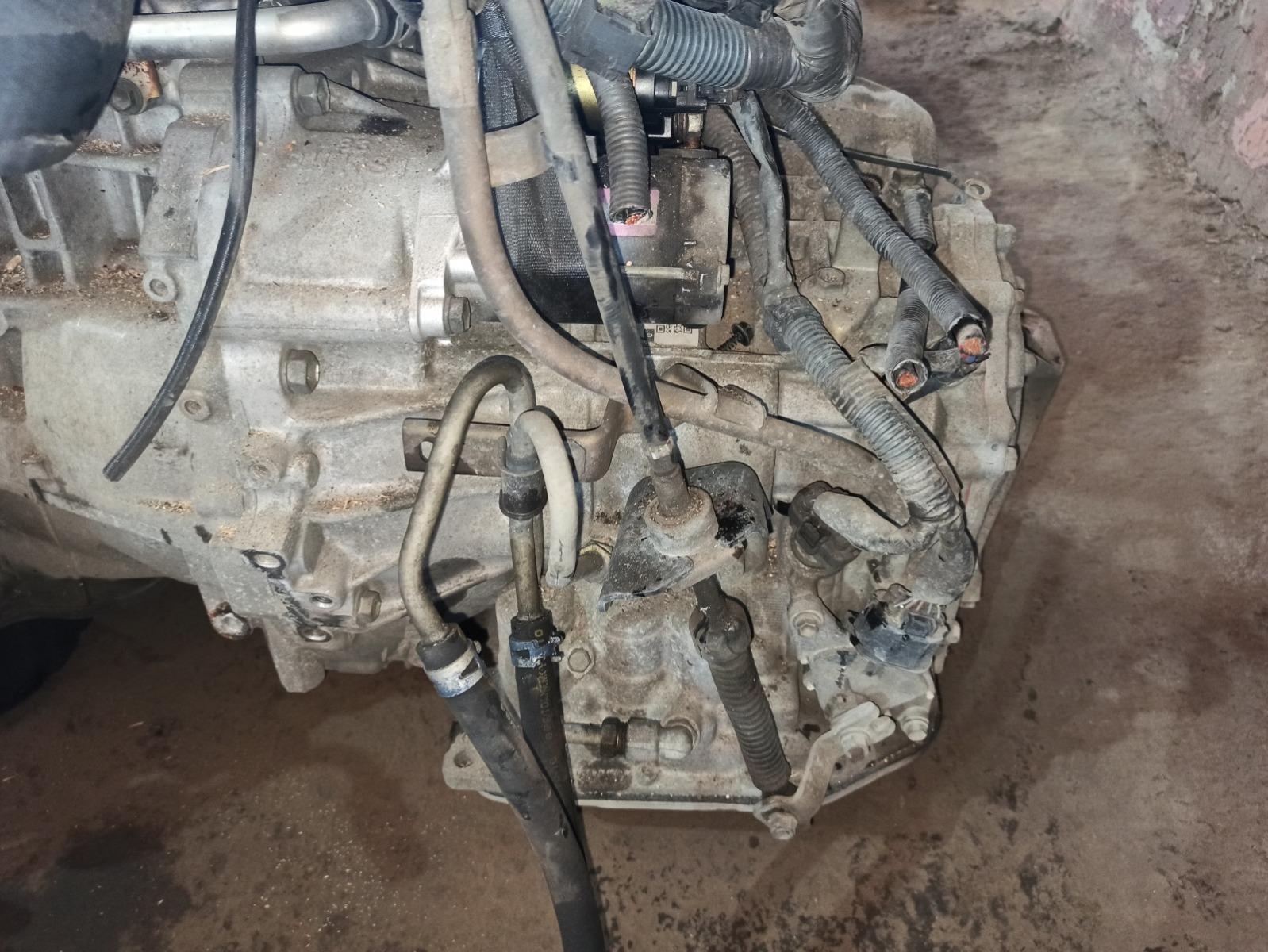 Акпп Toyota Alphard ANH10 2AZ-FE 2002 (б/у)
