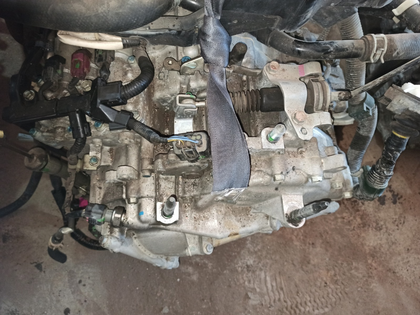 Акпп Honda Odyssey RB1 K24A (б/у)
