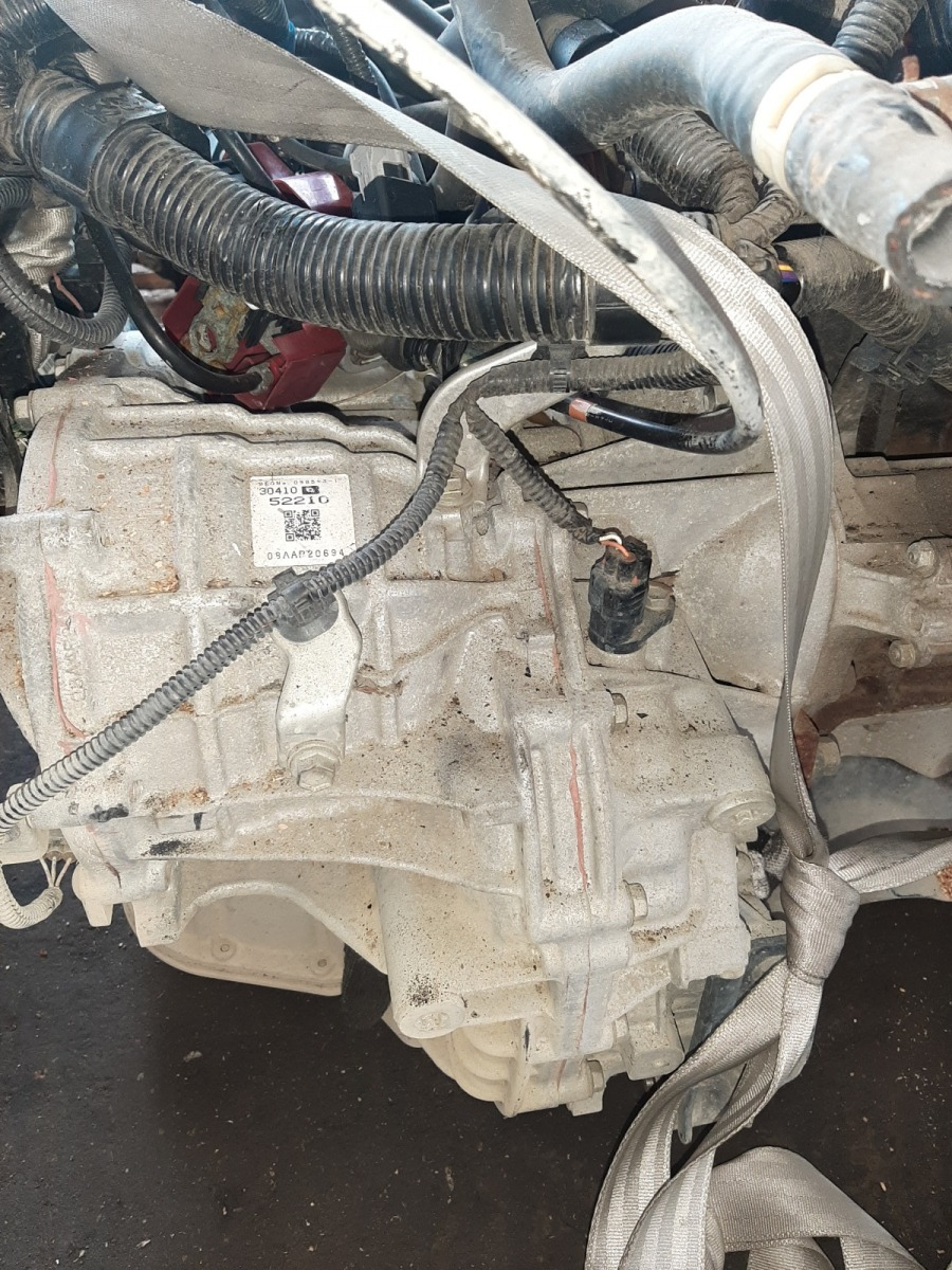 Акпп Toyota Vitz SCP90 2SZ-FE (б/у)