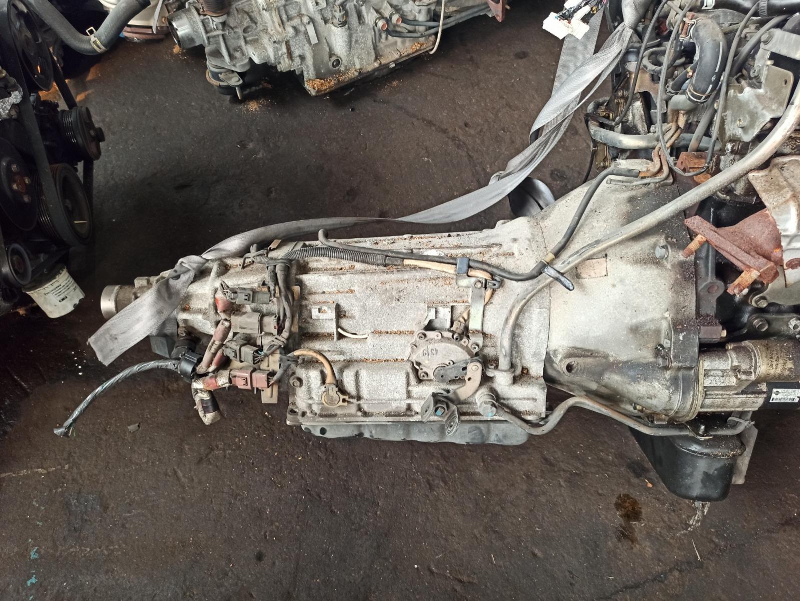 Акпп Nissan Elgrand ALE50 VG33E (б/у)