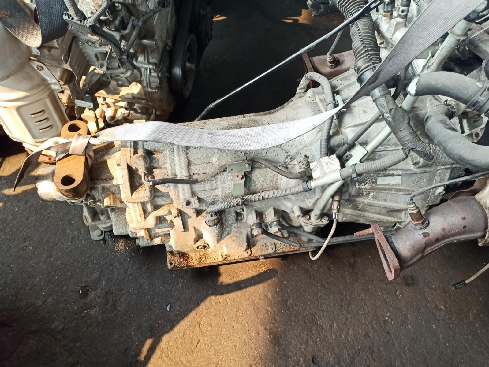 Акпп Nissan Skyline V36 VQ25-HR (б/у)