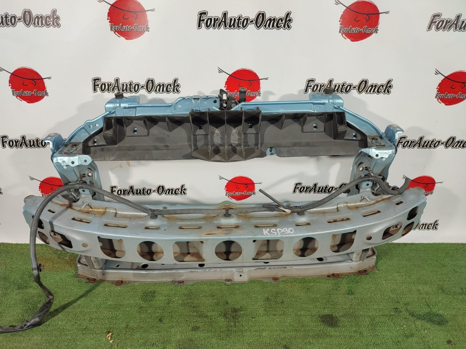 Рамка радиатора Toyota Vitz NCP95 (б/у)