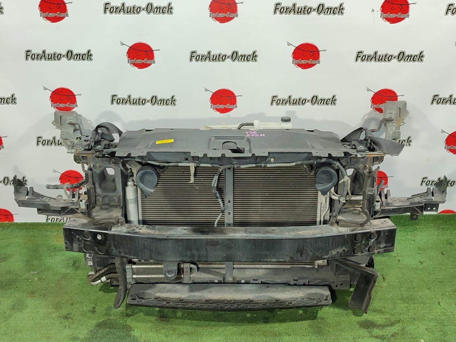 Рамка радиатора Nissan Skyline PV36 (б/у)