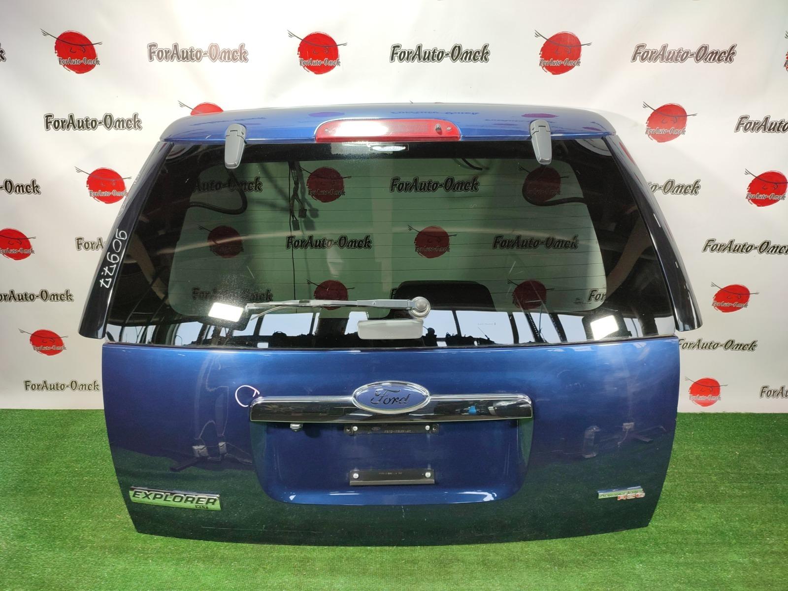 Дверь 5-я Ford Explorer U251 COLOGNE V6 2007 (б/у)