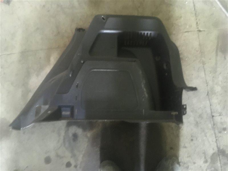 Обшивка багажника Skoda Fabia 5J2 CGPC 2012 задняя правая (б/у)
