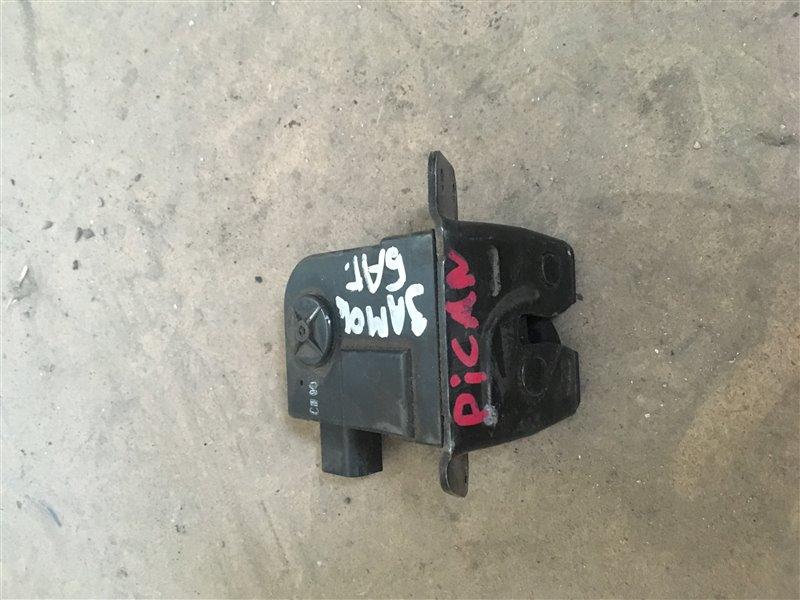 Замок багажника Kia Picanto TA G3LA 2012 (б/у)
