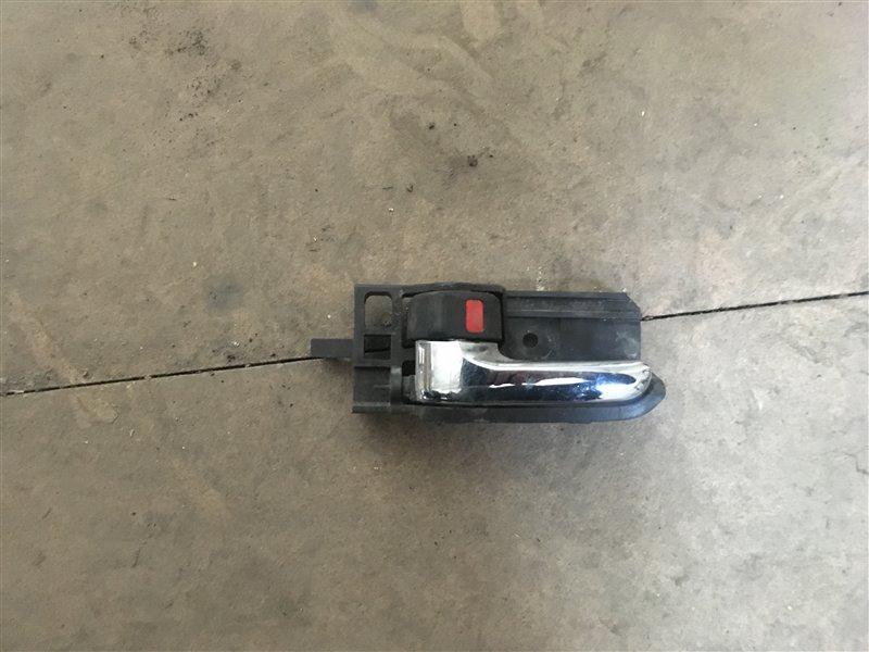 Ручка двери внутренняя Toyota Hilux Pick Up KUN25L 2KD-FTV 2012 передняя левая (б/у)