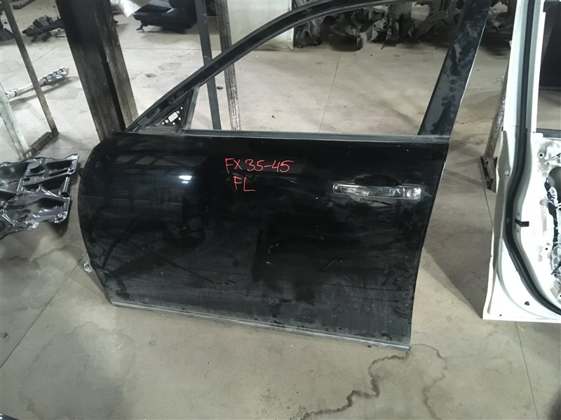 Дверь Infiniti Fx45 S50 VK45DE 2005 передняя левая (б/у)