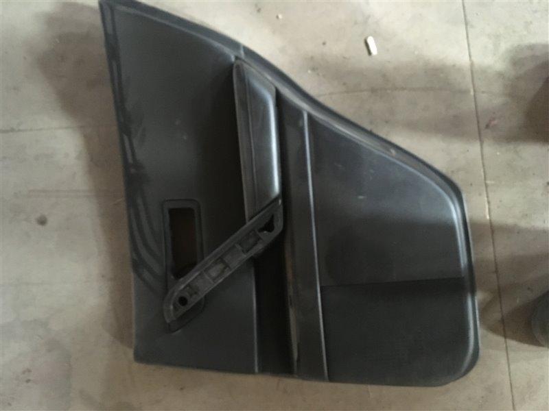 Обшивка двери Infiniti Fx45 S50 VK45DE 2005 задняя правая (б/у)