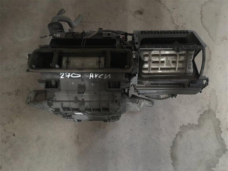 Корпус печки Toyota Avensis ZRT271 1ZR-FAE 2009 (б/у)