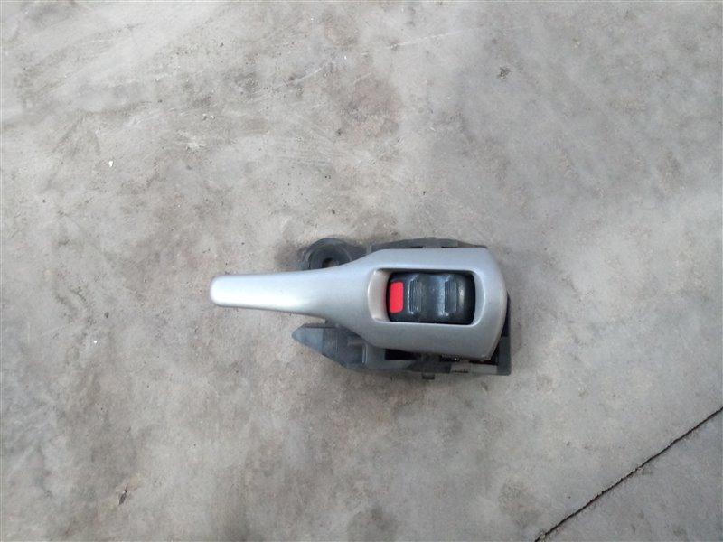 Ручка двери внутренняя Toyota Corolla NRE150 4ZZ-FE 2008 левая (б/у)