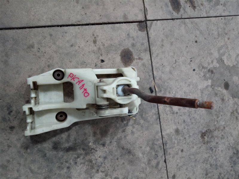 Селектор мкпп Kia Picanto TA G3LA 2012 (б/у)