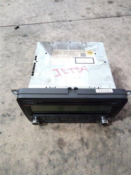 Магнитофон Volkswagen Jetta 1K5 BSE 2010 (б/у)
