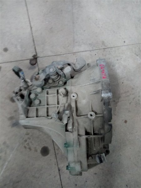 Мкпп Kia Picanto TA G3LA 2012 (б/у)