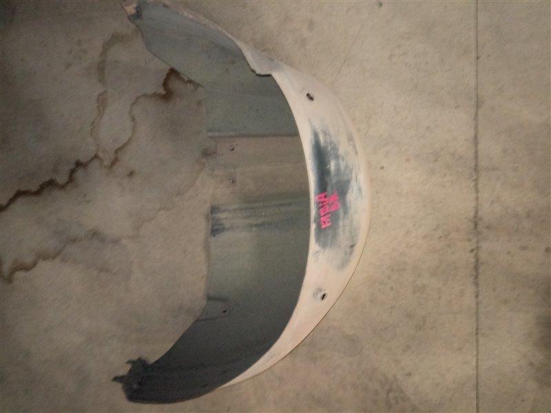 Подкрылок Skoda Fabia 5J2 CGPC 2012 задний правый (б/у)