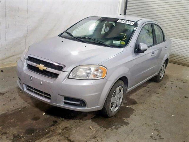 Авто на разбор Chevrolet Aveo T250 2009 (б/у)