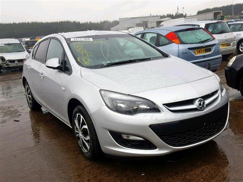 Авто на разбор Opel Astra 2013 (б/у)