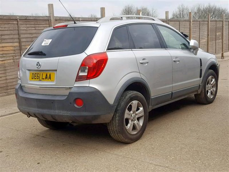 Авто на разбор Opel Antara 2009 (б/у)