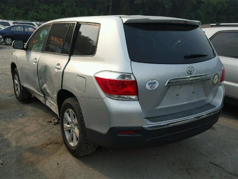 Авто на разбор Toyota Highlander GSU40L 2012 (б/у)