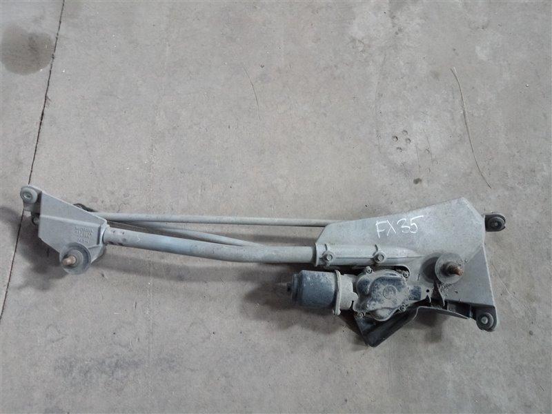 Мотор дворников Infiniti Fx45 S50 VK45DE 2005 (б/у)