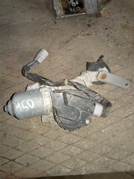 Мотор дворников Toyota Corolla NRE150 4ZZ-FE 2008 (б/у)
