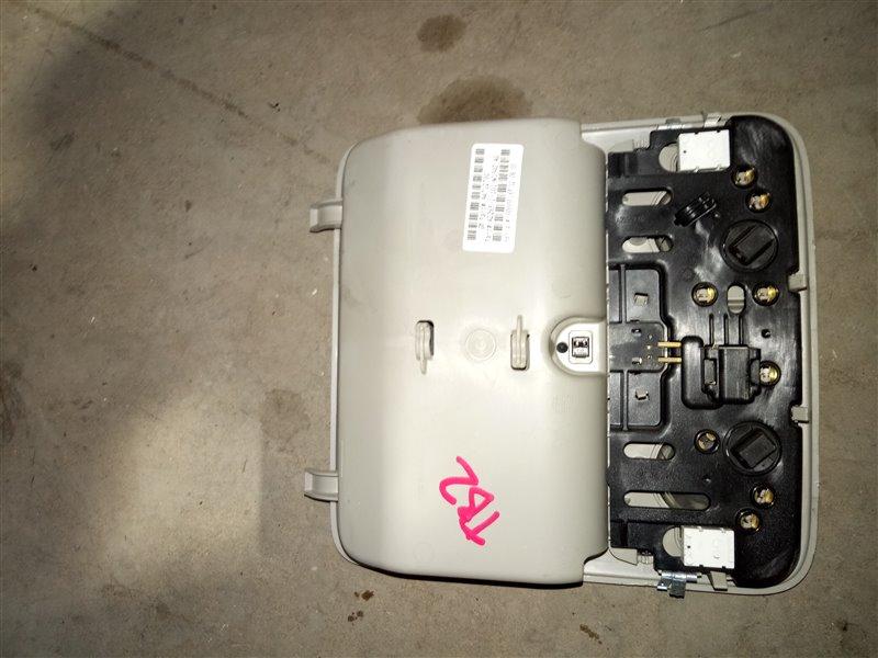 Плафон салонный Chevrolet Trailblazer 31UX LY7 2012 (б/у)