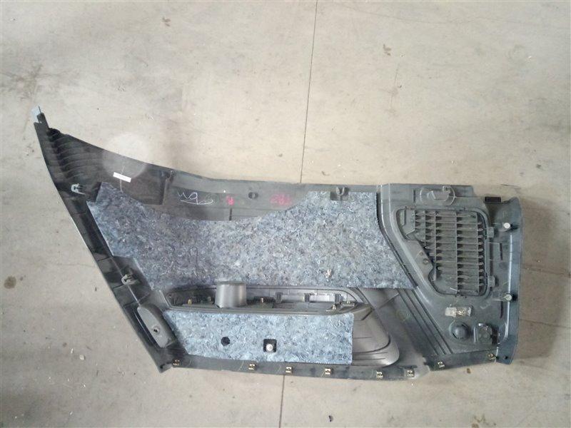 Обшивка багажника Chevrolet Trailblazer 31UX LY7 2012 задняя правая (б/у)