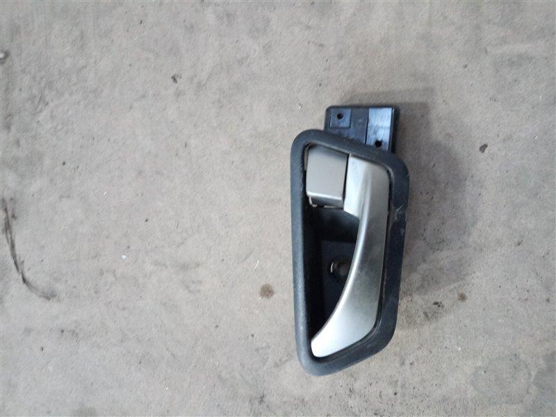 Ручка двери внутренняя Ssangyong Actyon New CK D20DTF 2012 задняя правая (б/у)