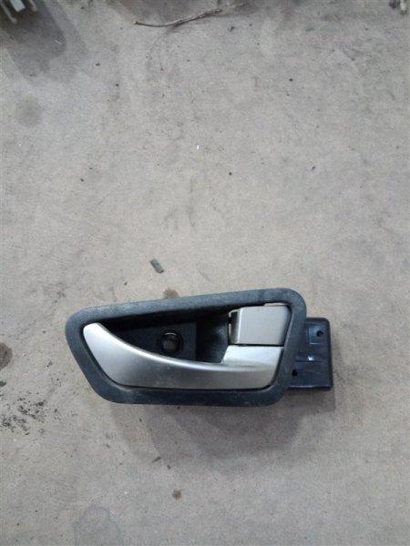 Ручка двери внутренняя Ssangyong Actyon New CK D20DTF 2012 передняя правая (б/у)