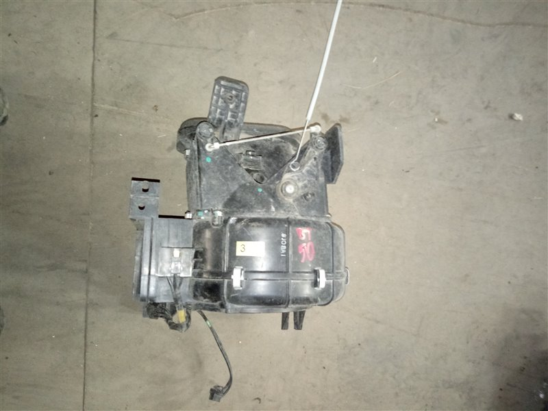Корпус печки Mazda Bt-50 UN8F1 WLAA 2008 (б/у)