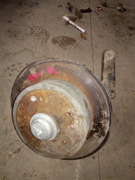Ступица Ssangyong Actyon New CK D20DTF 2012 задняя левая (б/у)
