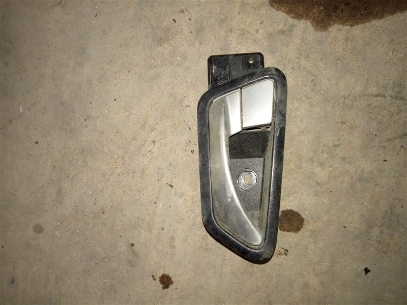 Ручка двери внутренняя Ssangyong Actyon New CK D20DTF 2012 передняя левая (б/у)