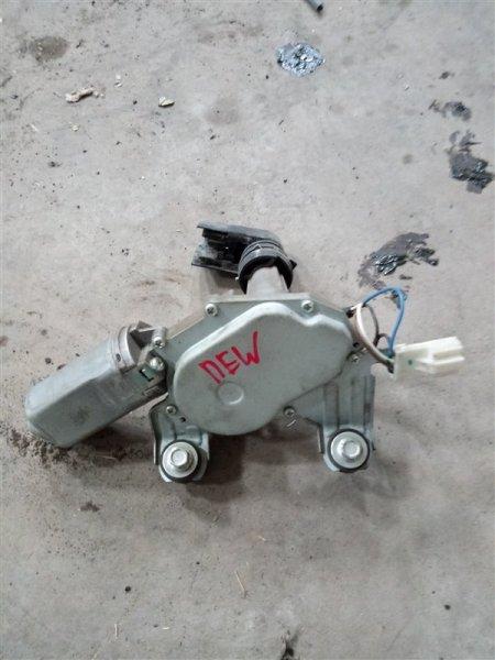 Мотор дворников Ssangyong Actyon New CK D20DTF 2012 задний (б/у)