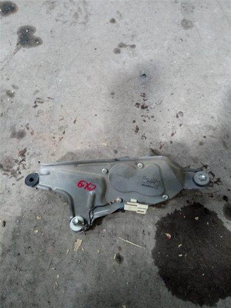 Мотор дворников Mazda Cx-9 TB CAY1 2008 задний (б/у)