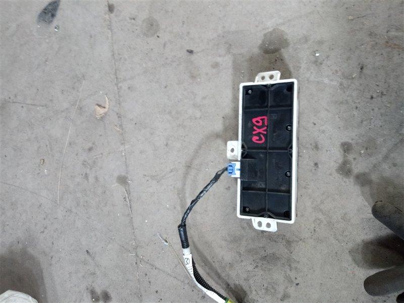 Блок управления климат-контролем Mazda Cx-9 TB CAY1 2008 задний (б/у)