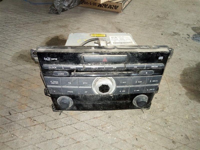 Магнитофон Mazda Cx-7 ER L3-VDT 2008 (б/у)