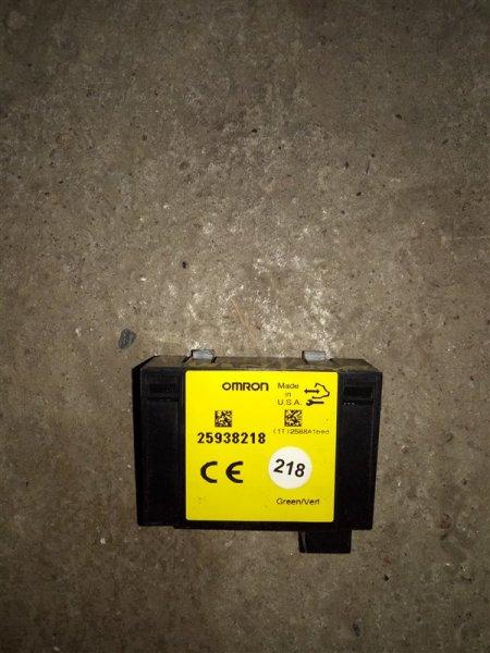 Блок управления центральным замком Chevrolet Captiva C100 Z20S 2009 (б/у)