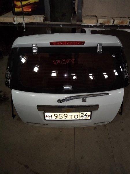 Дверь багажника Chevrolet Captiva C100 Z20S 2009 (б/у)