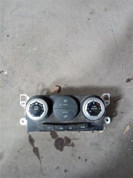 Блок управления климат-контролем Mazda Cx-7 ER L3-VDT 2008 (б/у)
