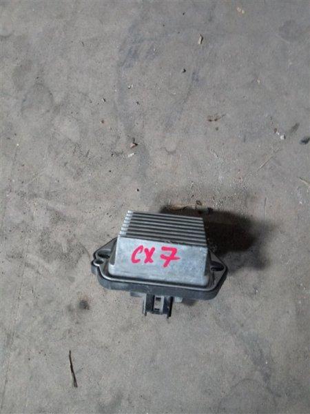 Реостат Mazda Cx-7 ER L3-VDT 2008 (б/у)