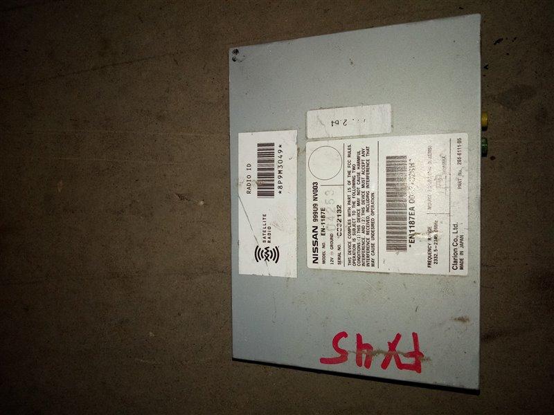 Спутниковый радио тюнер Infiniti Fx45 S50 VK45DE 2005 (б/у)