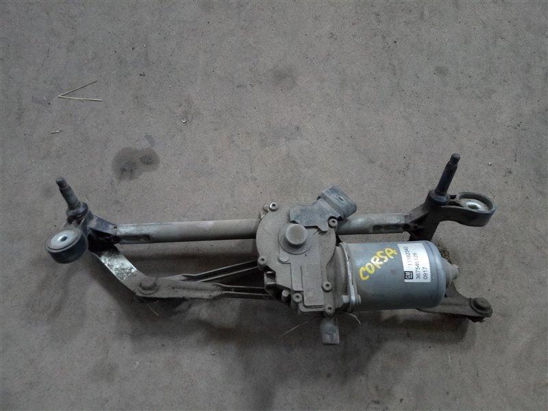 Мотор дворников Opel Corsa D Z12XER 2007 (б/у)