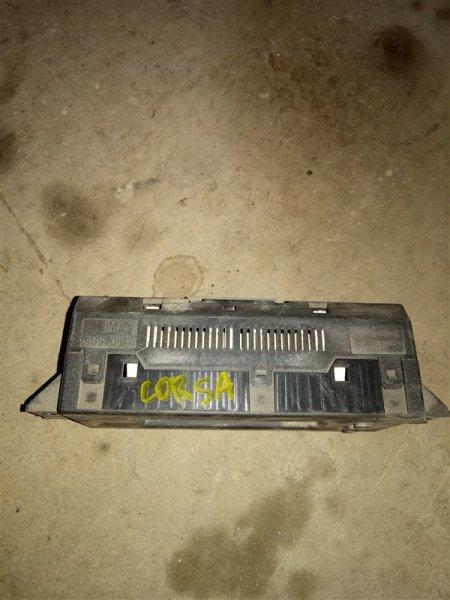 Дисплей информационный Opel Corsa D Z12XER 2007 (б/у)