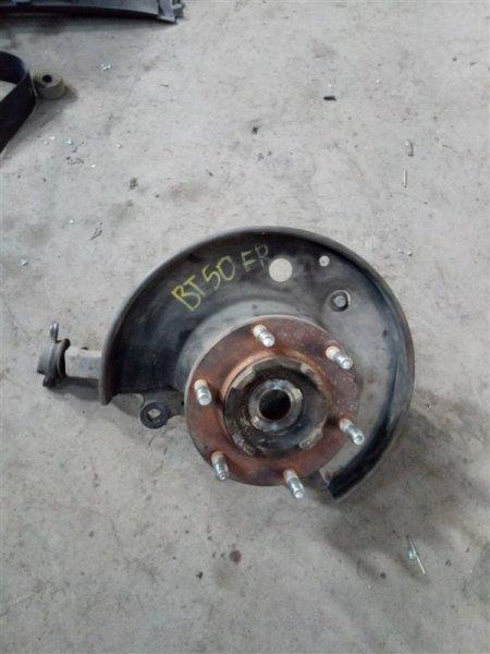 Ступица Mazda Bt-50 UN8F1 WLAA 2009 передняя правая (б/у)