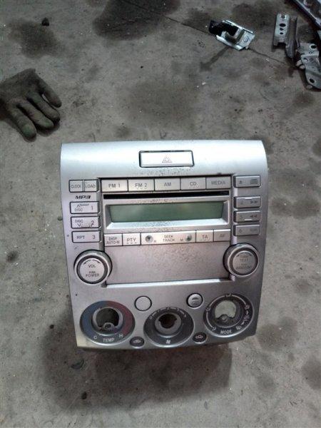 Магнитофон Mazda Bt-50 UN8F1 WLAA 2009 (б/у)