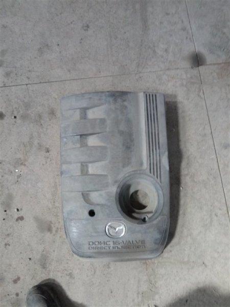 Крышка двигателя Mazda Bt-50 UN8F1 WLAA 2009 (б/у)