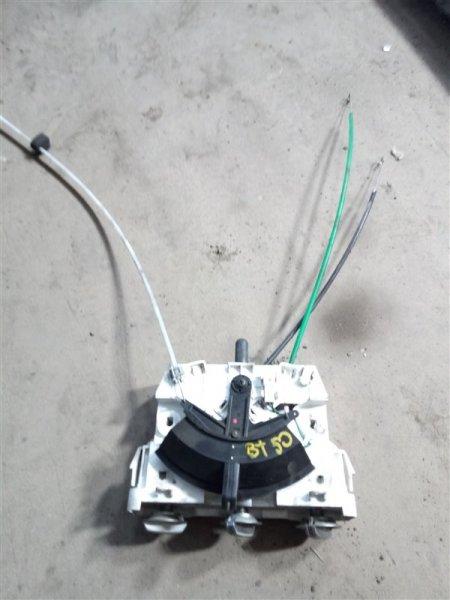 Блок управления климат-контролем Mazda Bt-50 UN8F1 WLAA 2009 (б/у)