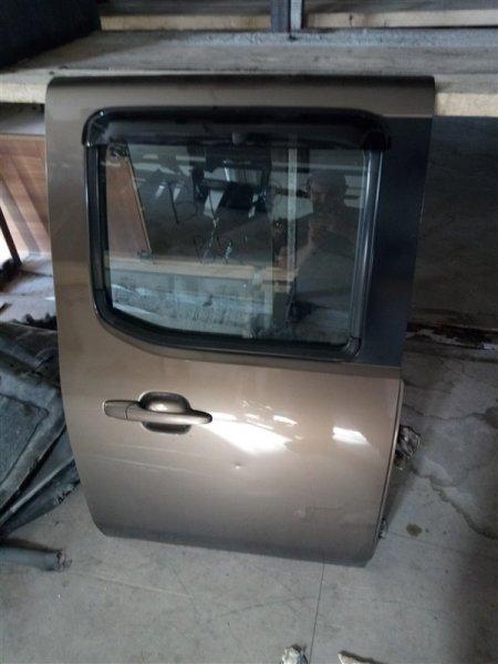 Дверь Mazda Bt-50 UN8F1 WLAA 2009 задняя правая (б/у)