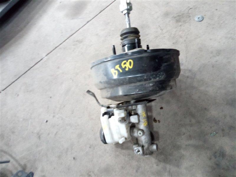 Вакуумный усилитель тормозов Mazda Bt-50 UN8F1 WLAA 2009 (б/у)