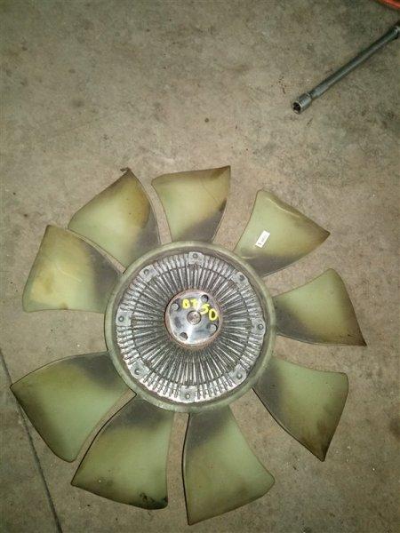 Вентилятор с вязкостной муфтой Mazda Bt-50 UN8F1 WLAA 2009 (б/у)